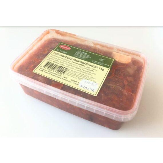heeringafilee tomatimarinaadis
